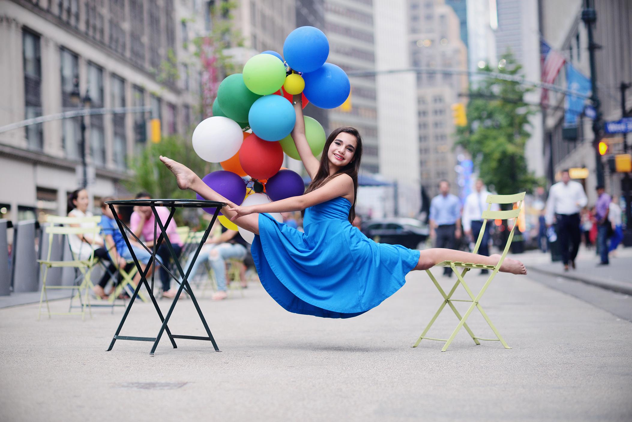 dance ballerina NYC