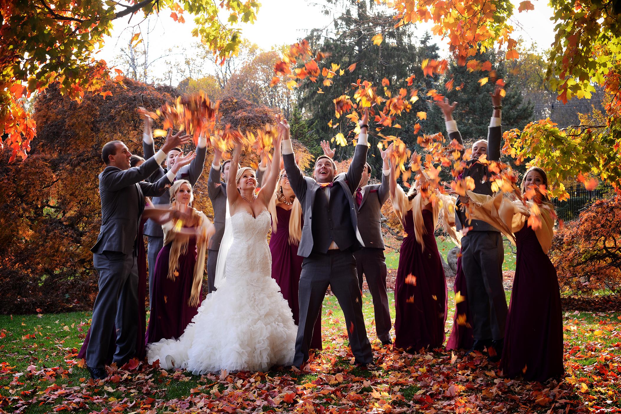 Deep Cut Gardens Wedding