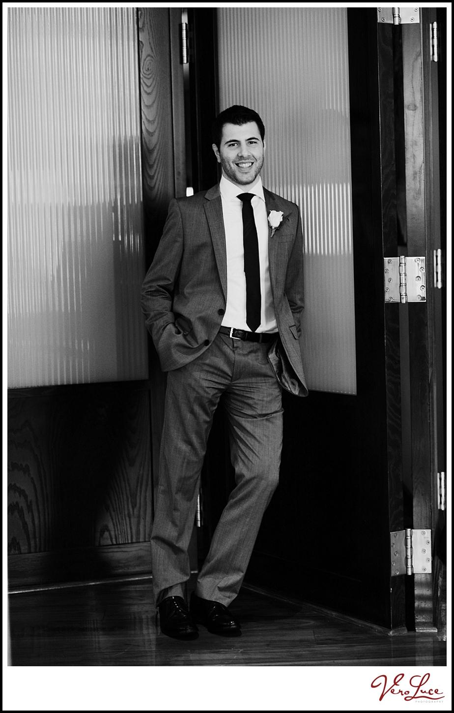 New Orleans groom
