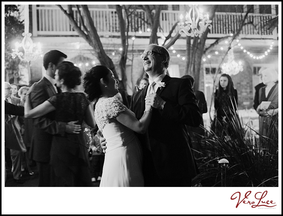 New Orleans wedding at Cafe Amelie