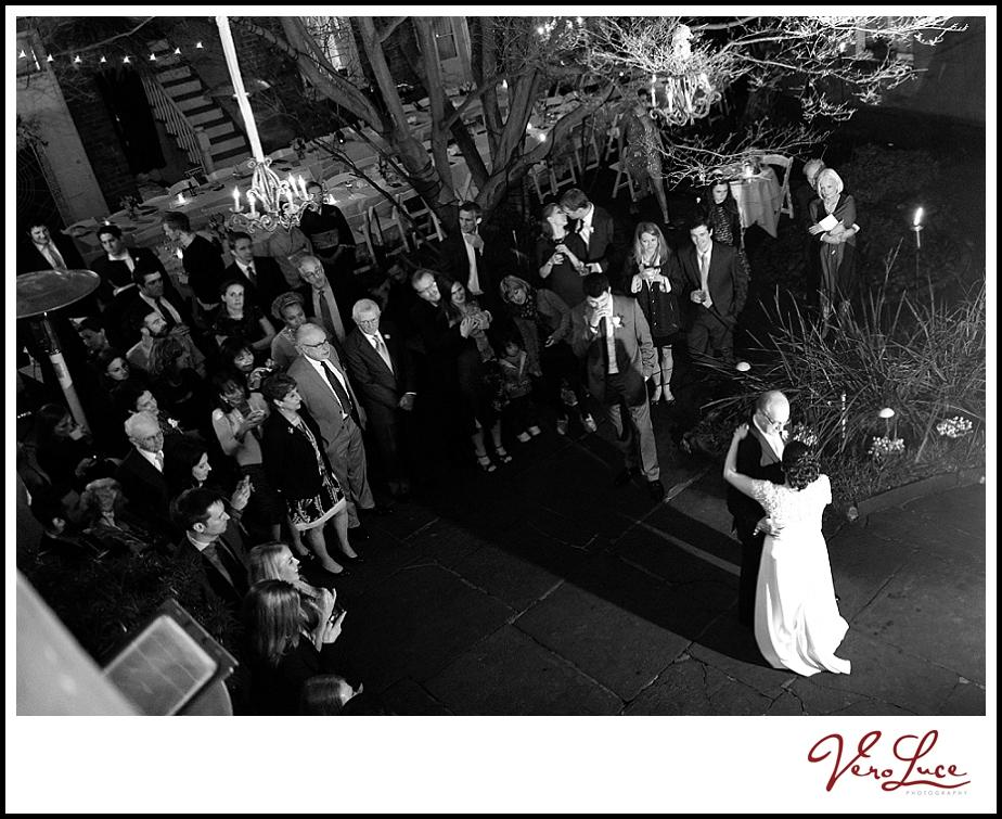 New Orelans wedding at Cafe Amelie