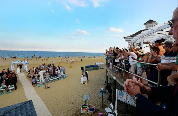 jersey shore wedding