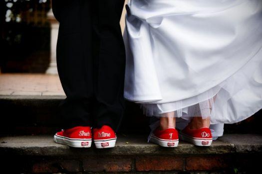 bridegroomredsneakers